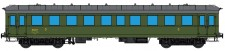 REE Modeles 36126 SNCF Personenwagen 2./3.Kl. Ep.3a