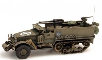 REE Modeles AB-001 Halbkettenfahrzeug M5A1 franz. Armee