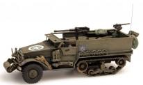 REE Modeles AB001 Halbkettenfahrzeug M5A1 franz. Armee