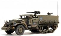 REE Modeles AB003 Halbkettenfahrzeug M5A1 franz. Armee