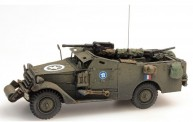 REE Modeles AB008 Spähwagen M3A1 franz. Armee