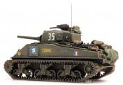 REE Modeles AB010 Panzer M4A2 Sherman franz Armee