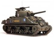REE Modeles AB011 Panzer M4A2 Sherman franz Armee