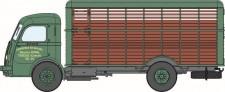 REE Modeles CB031 Panhard Movic Viehaufbau grün/braun