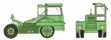 REE Modeles CB062 Tracteur Kangourou #210 grün