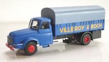 REE Modeles CB105 Willème LD610 Pritsche-Lkw Villeroy&Boch