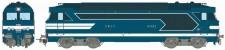 REE Modeles MB063S SNCF Diesellok Serie BB 67400 Ep.3/4