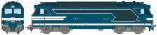 REE Modeles MB064 SNCF Diesellok Serie BB 67400 Ep.4/5