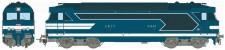 REE Modeles MB064SAC SNCF Diesellok Serie BB 67400 Ep.4/5 AC
