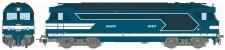 REE Modeles MB065S SNCF Diesellok Serie BB 67400 Ep.5