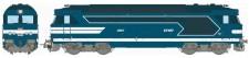 REE Modeles MB066SAC SNCF Diesellok Serie BB 67400 Ep.4/5 AC