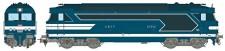 REE Modeles MB068SAC SNCF Diesellok Serie BB 67400 Ep.4/5 AC