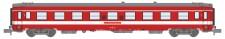 REE Modeles NW-158 SNCF Le Capitole Personenwagen 1.Kl Ep.4