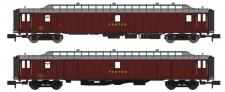 REE Modeles NW080 SNCF Postwagen-Set 2-tlg Ep.3