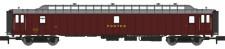 REE Modeles NW081 SNCF Postwagen 4-achs Ep.3