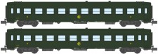 REE Modeles NW134 SNCF Personenwagen-Set 2-tlg Ep.3