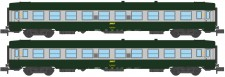 REE Modeles NW141 SNCF Personenwagen-Set 2-tlg Ep.4