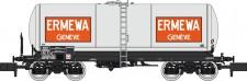REE Modeles NW222 SNCF ERMEWA Kesselwagen 2-achs Ep.3