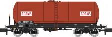 REE Modeles NW223 SNCF ADAMS Kesselwagen 4-achs Ep.4