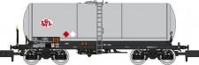 REE Modeles NW224 SNCF SGTL Kesselwagen 4-achs Ep.4