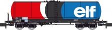 REE Modeles NW238 SNCF elf Kesselwagen 4-achs Ep.4