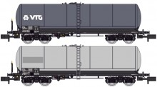 REE Modeles NW243 SNCF VTG Kesselwagen-Set 2-tlg. Ep.4/5