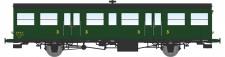 REE Modeles VB-148 SNCF Personenwagen 3.Kl. 2-achs Ep.3a