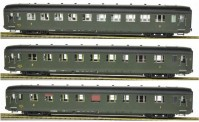 REE Modeles VB-195 SNCF Personenwagen-Set 3-tlg Ep.3a