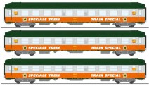 REE Modeles VB-298 SNCF TRAIN SPECIAL FT Liegewg.-Set  Ep.4
