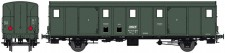 REE Modeles VB116S SNCF Gepäckwagen 2-achs Ep.4