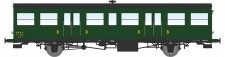 REE Modeles VB147 SNCF Personenwagen 3.Kl. 2-achs Ep.3a