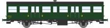 REE Modeles VB150 SNCF Personenwagen 2.Kl. 2-achs Ep.3b