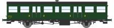 REE Modeles VB151 SNCF Personenwagen 2.Kl. 2-achs Ep.3b