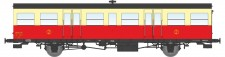 REE Modeles VB156 SNCF Triebwagen-Beiwagen 2.Kl. Ep.3b