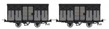REE Modeles VM009 CFD gedeckter Güterwagen