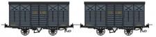 REE Modeles VM010 CFD gedeckter Güterwagen