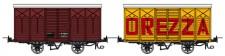 REE Modeles VM011 CFD gedeckter Güterwagen