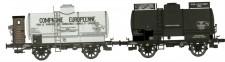 REE Modeles WB462 NORD Kesselwagen-Set 2-tlg Ep.2
