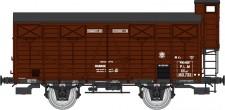 REE Modeles WB686 PLM gedeckter Güterwagen Ep.2