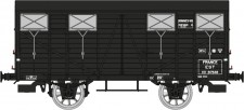 REE Modeles WB688 EST gedeckter Güterwagen Ep.2
