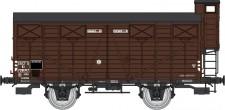 REE Modeles WB691 SNCF gedeckter Güterwagen Ep.3b