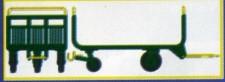 REE Modeles XB-014 SNCF Bahnsteigkarre Ep.3/4