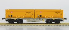 Rocky-Rail RR40101AC VTG AAE Containerwagen 4-achs Ep.6 AC