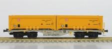 Rocky-Rail RR40110 VTG AAE Containerwagen 4-achs Ep.6