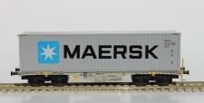 Rocky-Rail RR40121 AAE Containerwagen 4-achs Ep.6