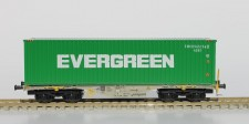 Rocky-Rail RR40122 AAE Containerwagen 4-achs Ep.6