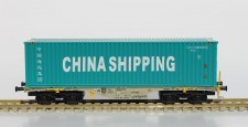 Rocky-Rail RR40124 AAE Containerwagen 4-achs Ep.6