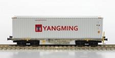 Rocky-Rail RR40126 AAE Containerwagen 4-achs Ep.6