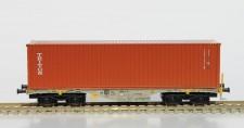 Rocky-Rail RR40127 AAE Containerwagen 4-achs Ep.6
