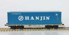 Rocky-Rail RR40128 AAE Containerwagen 4-achs Ep.6
